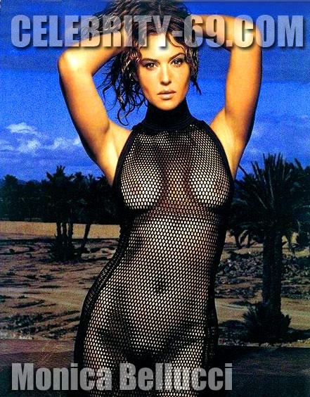 `Monica Bellucci` - for FIRST-NUDE