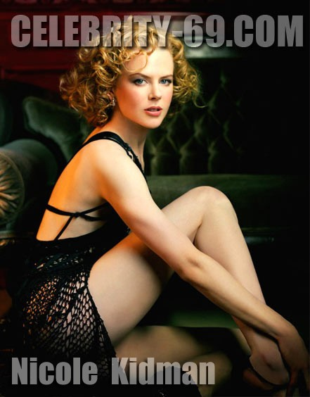 `Nicole Kidman` - for FIRST-NUDE