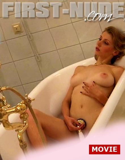 `Big Tit Masturbating` - for FIRST-NUDE
