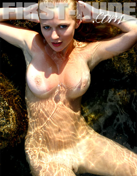 `Underwater Nude` - for FIRST-NUDE