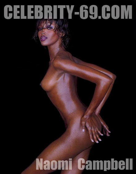 `Naomi Campbell` - for FIRST-NUDE