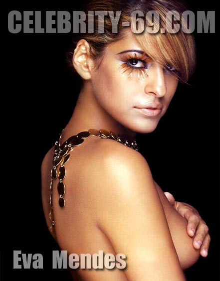Eva Mendes - `Eva Mendes` - for FIRST-NUDE