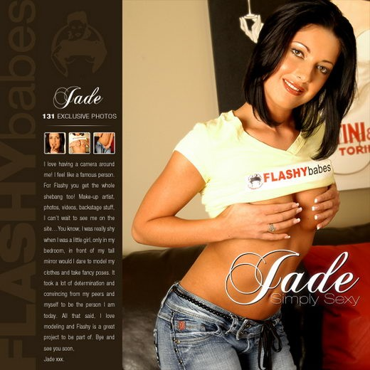 Jade - `Simply Sexy` - for FLASHYBABES