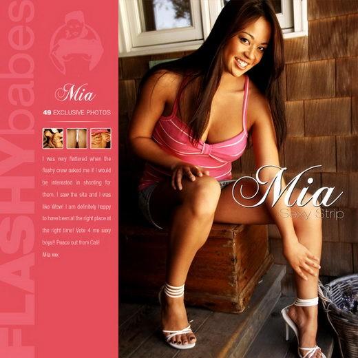 Mia - `Sexy Strip` - for FLASHYBABES
