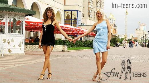 Alexandra & Victoriya - `fm-16-01` - for FM-TEENS