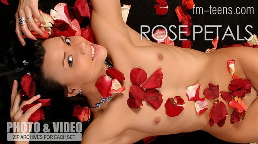 Anna - `Rose Petals` - for FM-TEENS