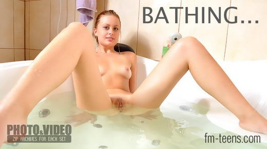 Anna - `Bathing...` - for FM-TEENS
