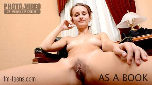 Alesya - `As A Book` - for FM-TEENS