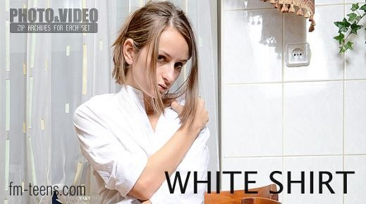 Alesya - `White Shirt` - for FM-TEENS