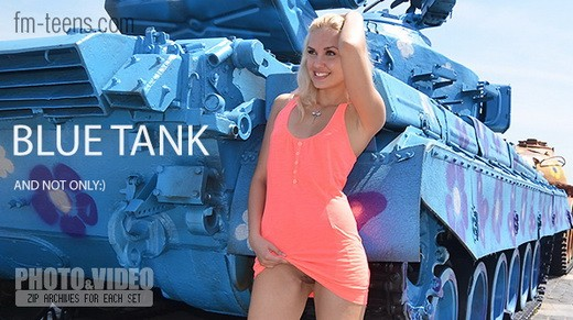 Angel - `Blue Tank` - for FM-TEENS