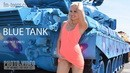 Angel - Blue Tank