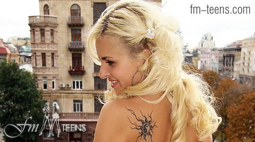 Christina - `fm-17-14` - for FM-TEENS