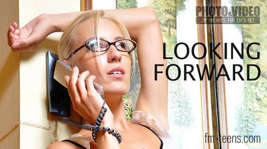 Dasha - `Looking Forward` - for FM-TEENS