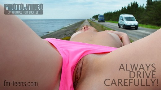 Darina - `Always Drive Carefully` - for FM-TEENS