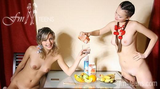 Elena & Victoriya - `fm-12-14` - for FM-TEENS