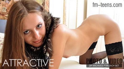 Elena - `Attractive` - for FM-TEENS