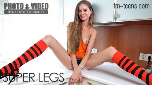 Elena - `Super Legs` - for FM-TEENS