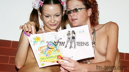 Elena & Nataliya - `fm-07-05` - for FM-TEENS