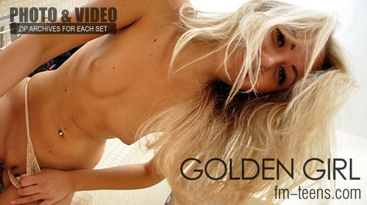Inna 4 - `Golden Girl` - for FM-TEENS
