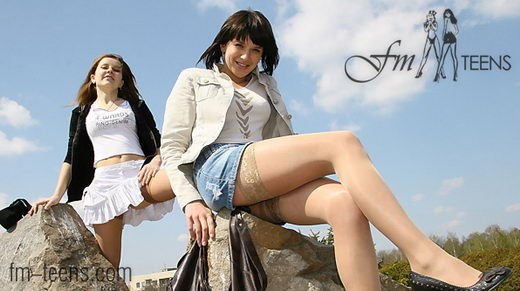 Inna & Nadya - `fm-14-01` - for FM-TEENS