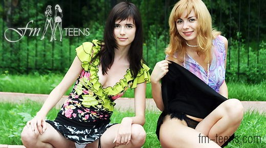 Irina & Masha - `fm-05-01` - for FM-TEENS