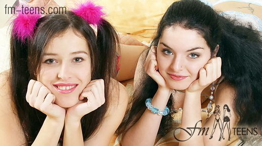 Irina & Zoya - `fm-21-09` - for FM-TEENS