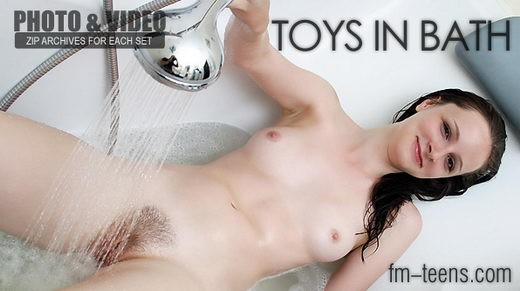 Julia - `Toys In Bath` - for FM-TEENS