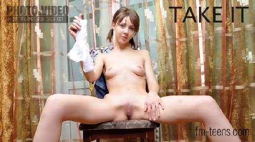 Jaroslava - `Take It` - for FM-TEENS