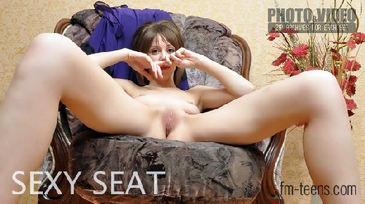 Jaroslava - `Sexy Seat` - for FM-TEENS