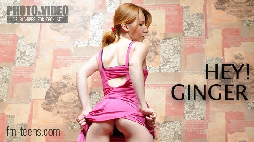 Julia Cross - `Hey Ginger` - for FM-TEENS