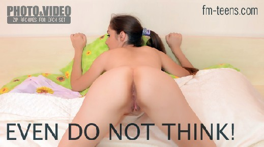 Julia - `Even Do Not Think` - for FM-TEENS