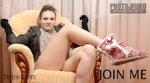 Julia - `Join Me` - for FM-TEENS