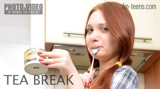 Julya - `Tea Break` - for FM-TEENS