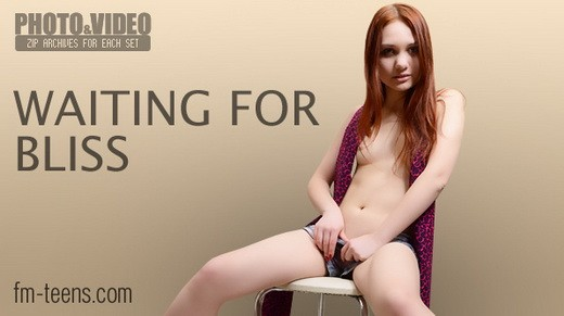 Julya - `Waiting for Bliss` - for FM-TEENS
