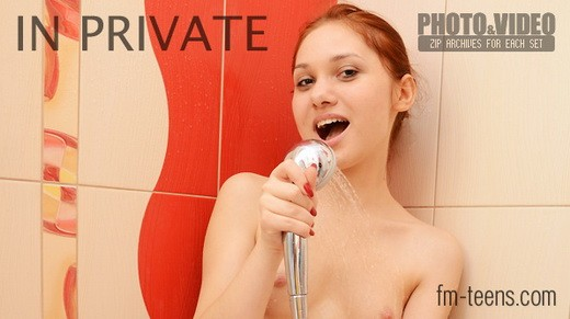 Julya - `In Private` - for FM-TEENS