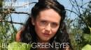Blue Sky Green Eyes