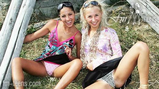 Karolina & Zarina - `fm-06-01` - for FM-TEENS