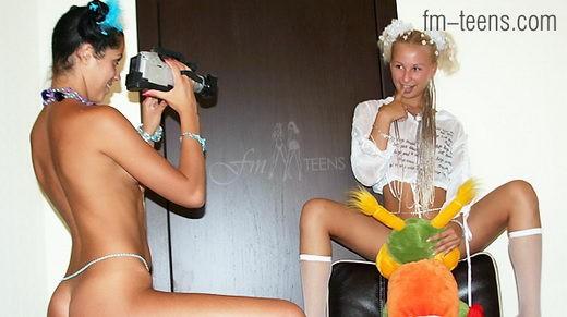 Karolina & Zarina - `fm-06-11` - for FM-TEENS