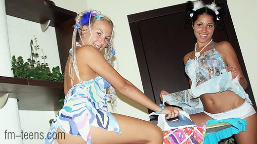 Karolina & Zarina - `fm-06-17` - for FM-TEENS