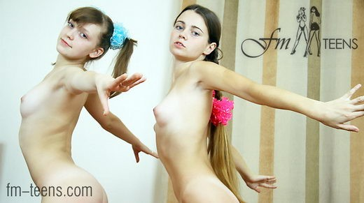 Kate & Valentina - `fm-09-08` - for FM-TEENS