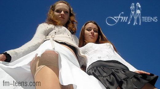 Kate & Valentina - `fm-09-01` - for FM-TEENS