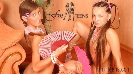Kristina & Natasha - `fm-01-11` - for FM-TEENS
