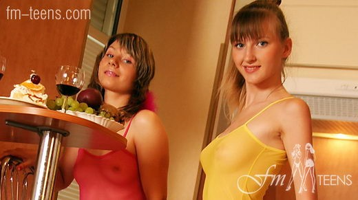 Lyuba & Mariya - `fm-02-07` - for FM-TEENS
