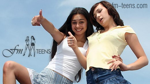 Marina & Tanya - `fm-04-20` - for FM-TEENS