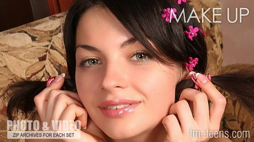 Marina - `Make Up` - for FM-TEENS