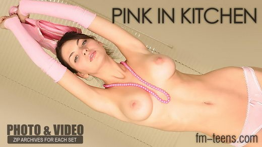 Marina - `Pink In Kitchen` - for FM-TEENS