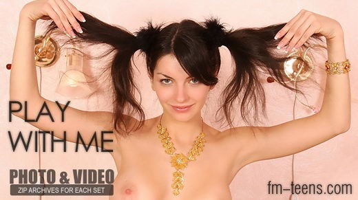 Marina - `Play With Me` - for FM-TEENS