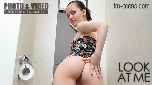 Marina - `Look At Me` - for FM-TEENS