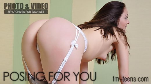 Marina - `Posing For You` - for FM-TEENS