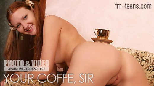 Mariya - `Your Coffee, Sir` - for FM-TEENS